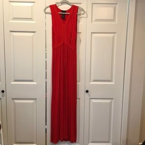 Maxi Dress (size medium)